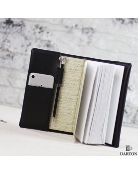 Ежедневник DARTON Planner Book Black Onyx фото 4