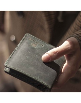 Бумажник DARTON Riverdale Deep Green фото 1