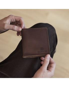 Бумажник DARTON Riverdale Brown Rusty фото  1