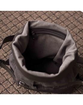 Мужской кожаный рюкзак DARTON  Western Black Onyx фото 5