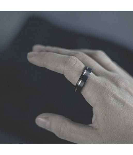 Вольфрамовое кольцо Spikes R-TU-1943M фото 2