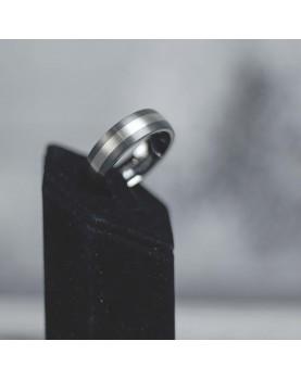 Вольфрамовое кольцо Spikes R-TU-7020 фото 3