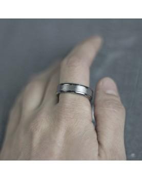 Вольфрамовое кольцо Spikes R-TU-7019M фото 3