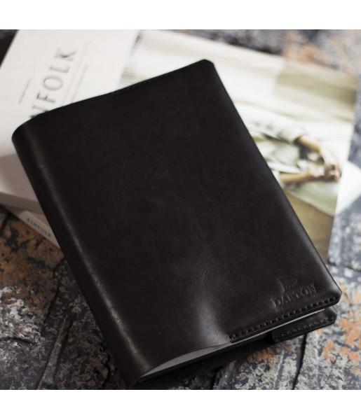 Ежедневник в кожаной обложке DARTON PLANNER BOOK Black
