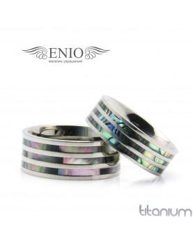 Парные кольца Spikes 010214 Фото 1
