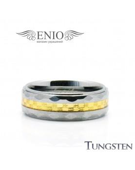 Вольфрамовое кольцо SPIKES R-TU-186-M фото 1