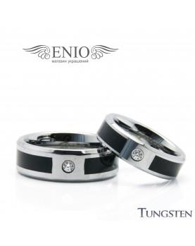 Парные кольца Spikes R-TU-1905