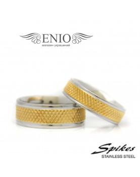 Парные кольца SPIKES R-H1608 Фото 1