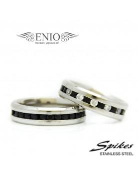 Парные кольца Spikes R-Н1572 Фото 1