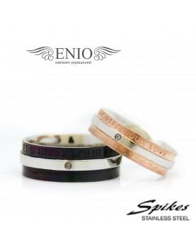 Парные кольца Spikes 010233 Фото 1