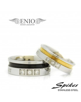 Парные кольца Spikes R-M2968 Фото 1