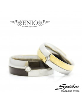Парные кольца Spikes R-M3907 Фото 1