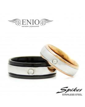Парные кольца SPIKES 010130 Фото 1