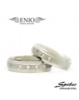Парные кольца Spikes R6960 Фото 1