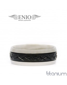 Титановое кольцо SPIKES 010239 фото 1