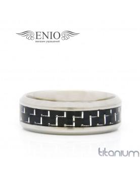 Титановое кольцо SPIKES 010173 фото 1