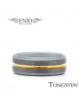 Вольфрамовое кольцо SPIKES 010100 фото 1