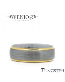Вольфрамовое кольцо SPIKES R-TU-1902 фото 1
