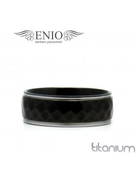 Титановое кольцо SPIKES 010189 фото 1