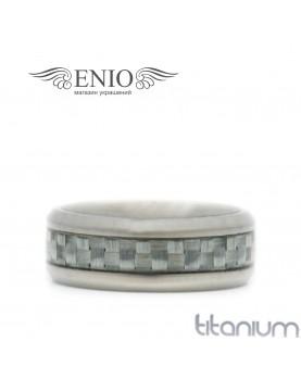 Титановое кольцо SPIKES 010174 фото 1