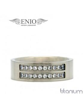Титановое кольцо SPIKES 010172 фото 1