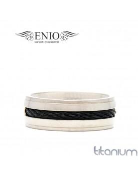 Титановое кольцо Spikes 010224 фото 1