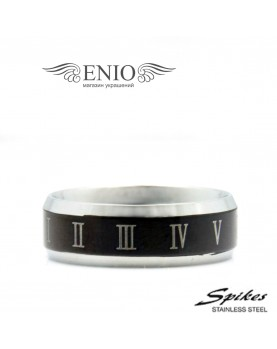 Стальное кольцо SPIKES 010200 фото 1