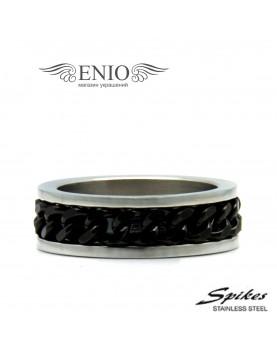Стальное кольцо Respect Steel 010084 фото 1