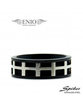 Стальное кольцо SPIKES 010070 фото 1