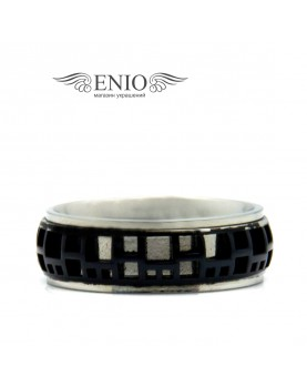 Стальное кольцо Man Power Fashionable RSS427 фото 1