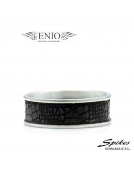 Стальное кольцо SPIKES 010001 фото 1