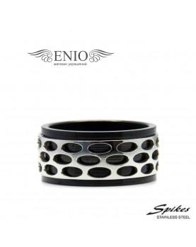 Стальное кольцо SPIKES 010067 фото 1