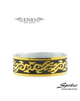 Стальное кольцо SPIKES 010185 фото 1