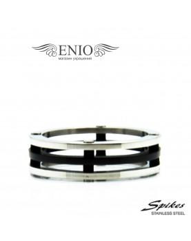 Стальное кольцо SPIKES 010058 фото 1