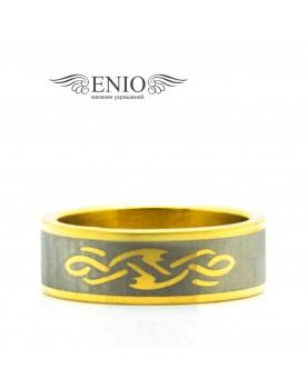 Стальное кольцо Respect Steel 010045 фото 1