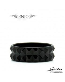 Стальное кольцо SPIKES 010025 фото 1