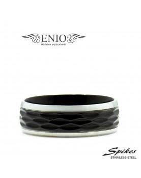 Стальное кольцо SPIKES 010202 фото 1
