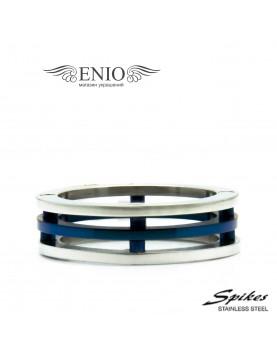 Стальное кольцо SPIKES 010059 фото 1