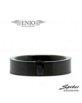 Стальное кольцо SPIKES 010060 фото 1