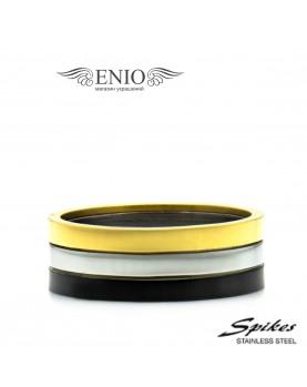 Стальное кольцо SPIKES 010000 фото 1