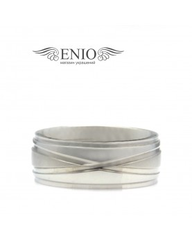 Стальное кольцо Respect Steel 010050 фото 1