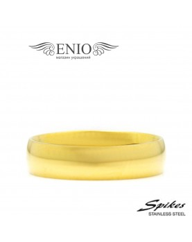 Стальное кольцо Spikes R-002-M фото 1
