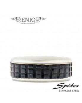 Стальное кольцо Spikes R-M3889 фото 1