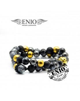 Браслет из натуральных камней ENIO DESIGN