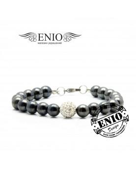 Браслет Anil Arjandas Style Silver № ED-0210-SH фото 1