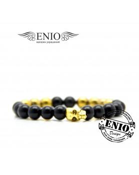 Браслет из натуральных камней ENIO DESIGN № ED-0239-SH фото 1