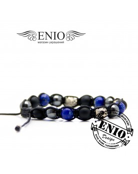 Браслет из натуральных камней ENIO DESIGN № ED-0252-SH фото 2