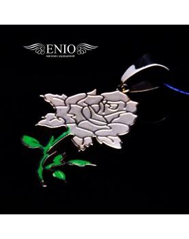 Кулон Золотая Роза 330049 фото 1