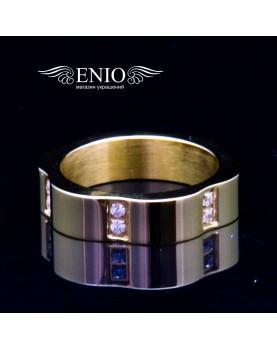 Стальное кольцо Respect Steel 010046 фото 1