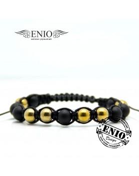 Браслет из натуральных камней ENIO DESIGN № ED-0255-SH фото 1